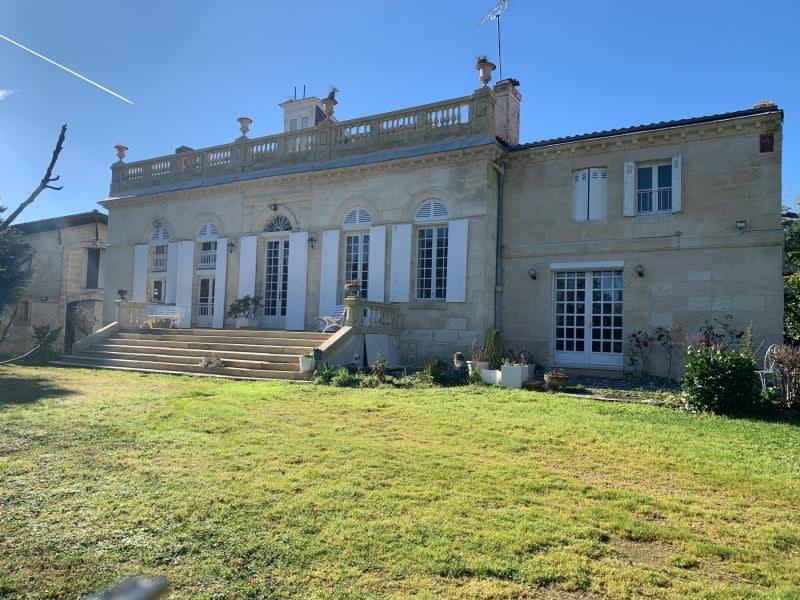Vente maison / villa Carbon blanc 1099000€ - Photo 1
