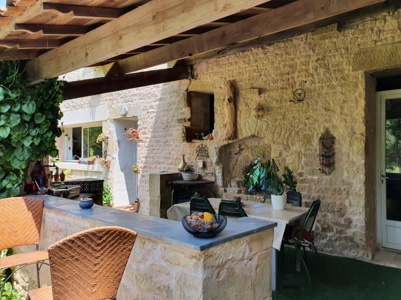 Sale house / villa Echire 278000€ - Picture 2