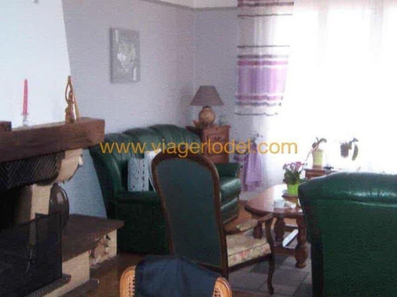 Life annuity house / villa Huillé-lézigné 69900€ - Picture 7