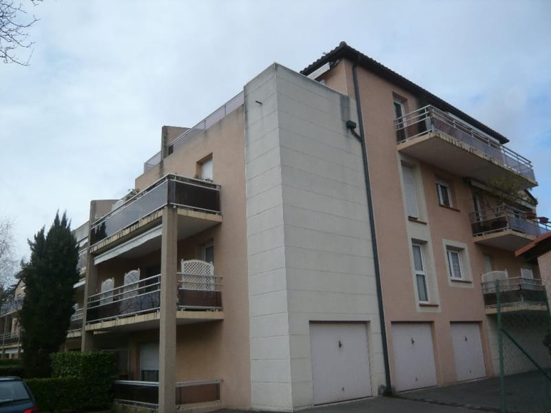 Location appartement Toulouse 375€ CC - Photo 1