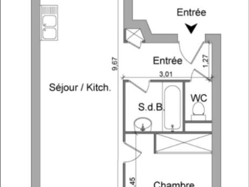 Location appartement Villefranche sur saone 491,50€ CC - Photo 10