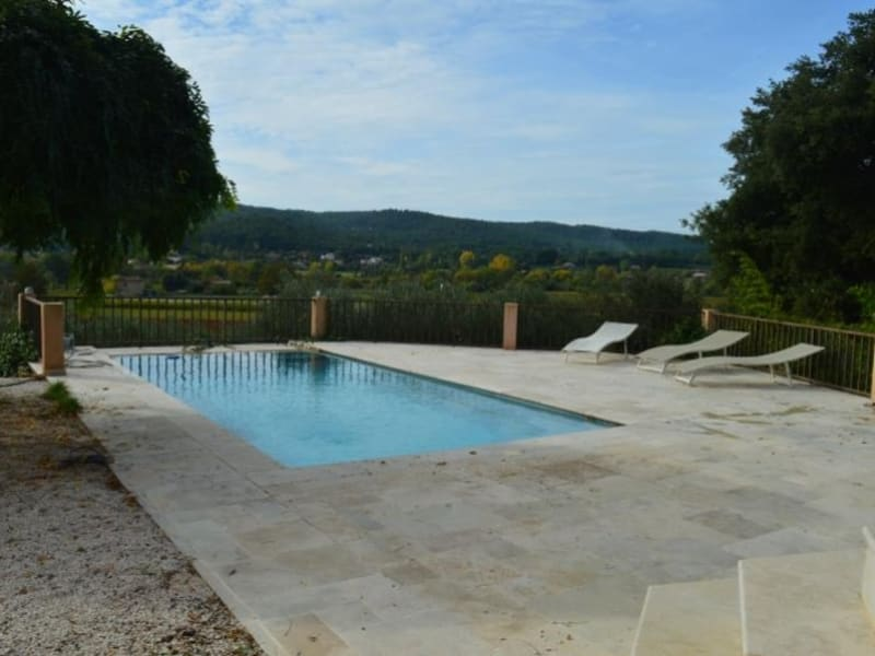 Vente maison / villa Correns 581 000€ - Photo 2