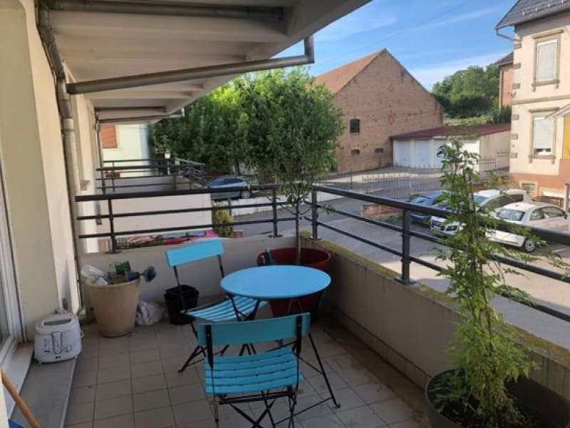 Vente appartement Berstett 177500€ - Photo 2