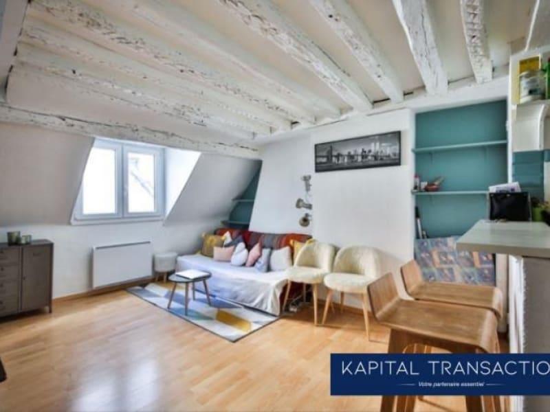 Vente appartement Paris 3ème 345000€ - Photo 1