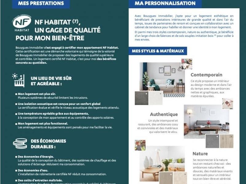 Vente neuf appartement Fleury sur orne  - Photo 6
