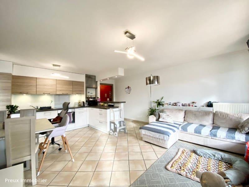 Vente appartement La balme de sillingy 252000€ - Photo 2