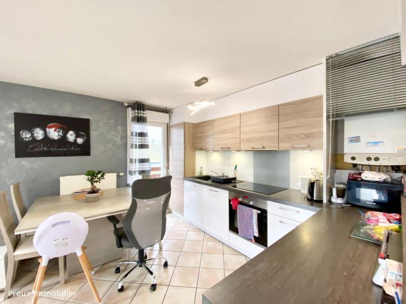 Vente appartement La balme de sillingy 252000€ - Photo 3