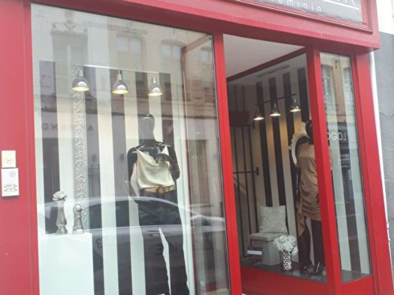 Location local commercial Saint omer 900€ HC - Photo 1
