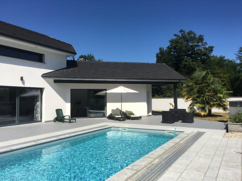 Vente maison / villa La tour du pin 610000€ - Photo 1
