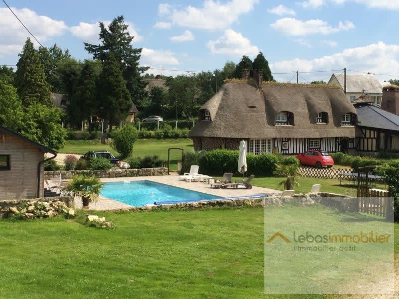 Vente maison / villa Caudebec en caux 448000€ - Photo 1