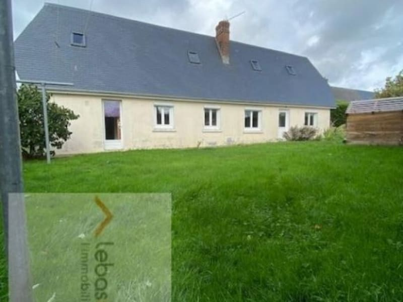 Vente maison / villa Alvimare 155000€ - Photo 1