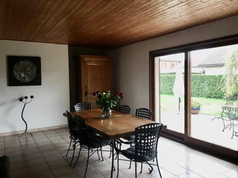 Sale house / villa Le grand lemps 289000€ - Picture 2