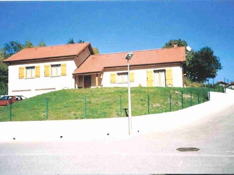 Location maison / villa Notre dame de mesage 1251€ CC - Photo 1