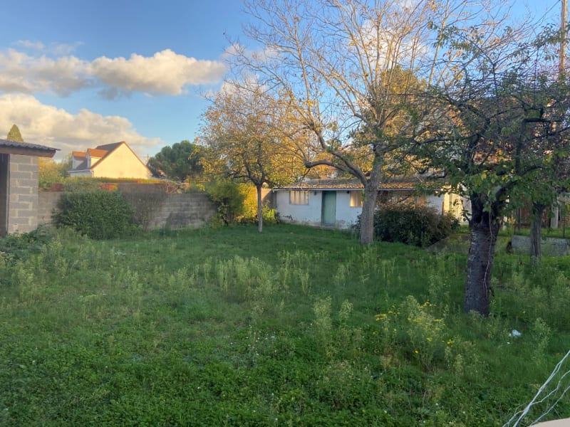 Vente terrain Bonnieres sur seine 77 000€ - Photo 1