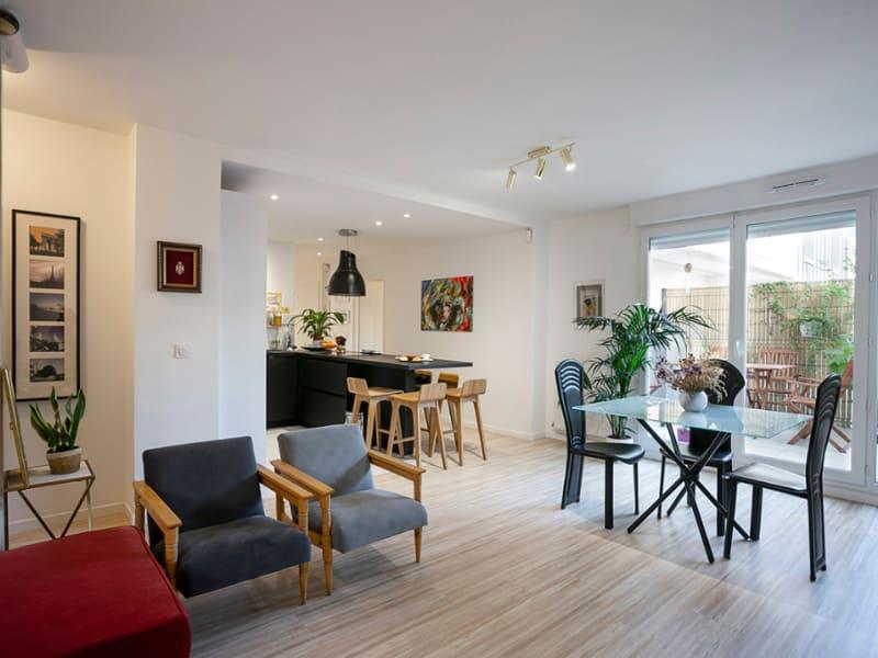 Vente appartement Romainville 440000€ - Photo 2