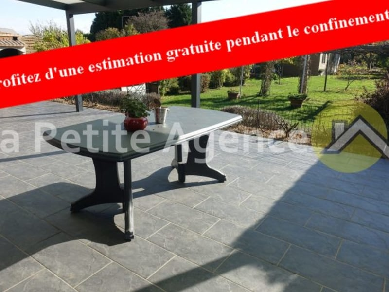 Sale house / villa Annoeullin 291900€ - Picture 1