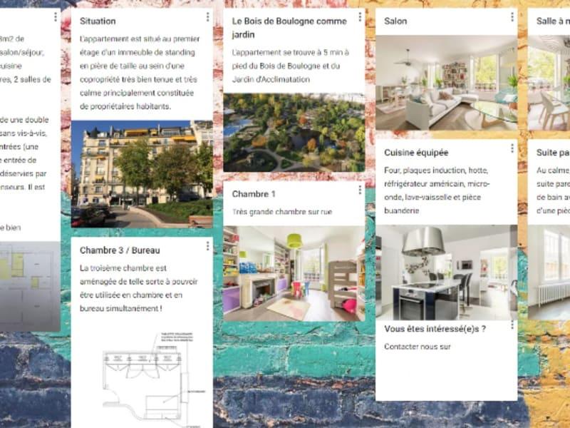 Rental apartment Neuilly sur seine 4169€ CC - Picture 10