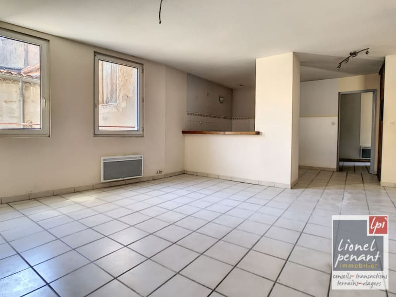 Vente appartement Aubignan 85000€ - Photo 1