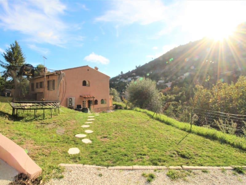 Vente maison / villa Falicon 479500€ - Photo 1