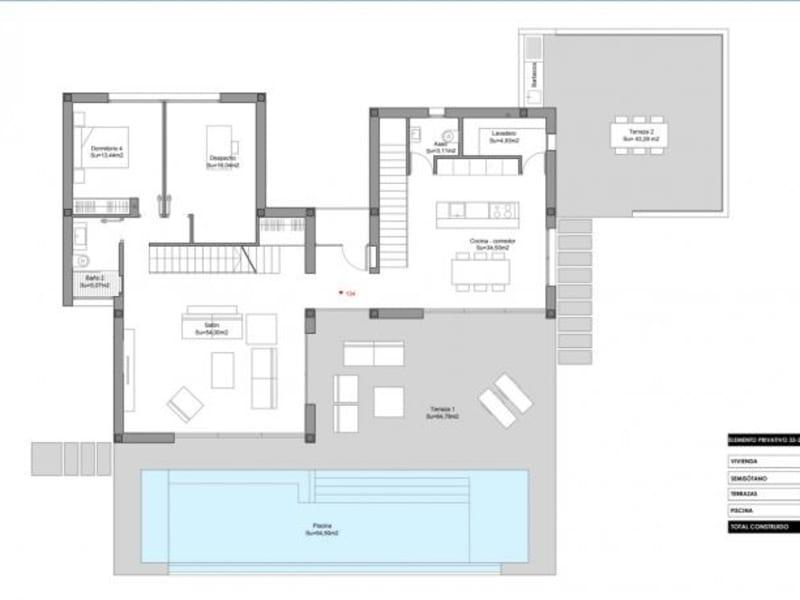 Deluxe sale house / villa Orihuela 1200000€ - Picture 5