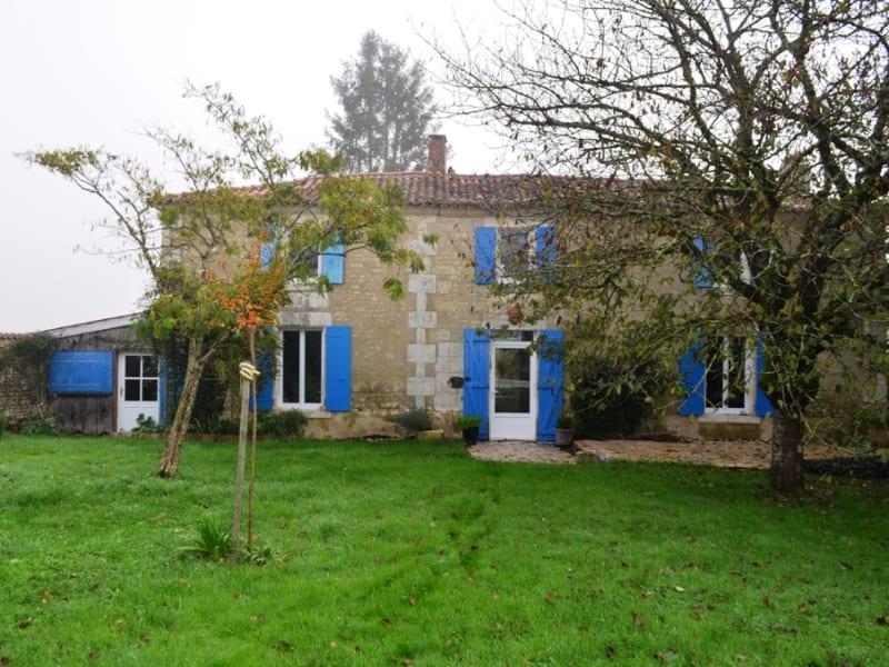 Vente maison / villa Velluire 262800€ - Photo 1