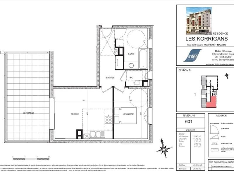 Vente neuf appartement St nazaire  - Photo 6