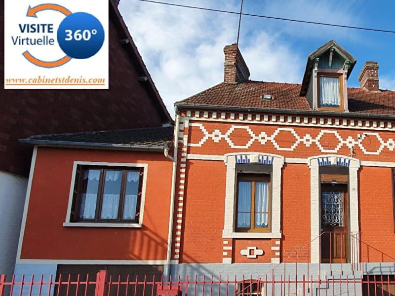 Vente maison / villa Longueil annel 107000€ - Photo 1
