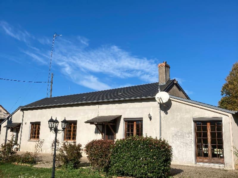 Vente maison / villa Morogues 130000€ - Photo 1