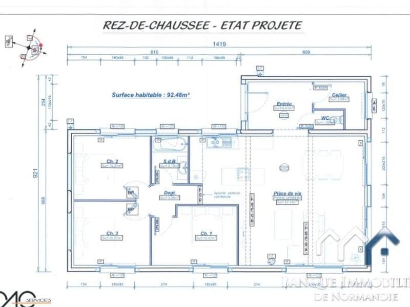 Vente maison / villa Caen 270000€ - Photo 7