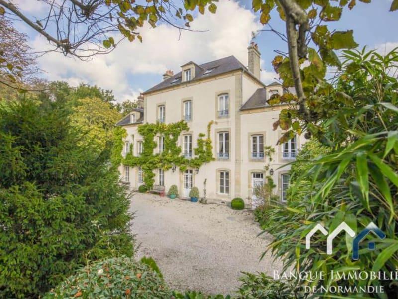 Deluxe sale house / villa Douvres la delivrande 1595000€ - Picture 1