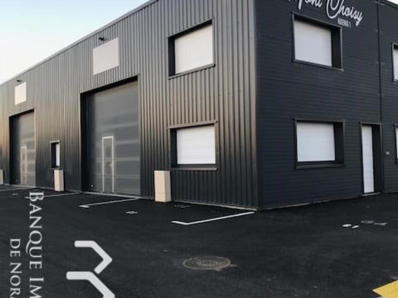 LOCAL BRETTEVILLE SR ODON - 100 m2