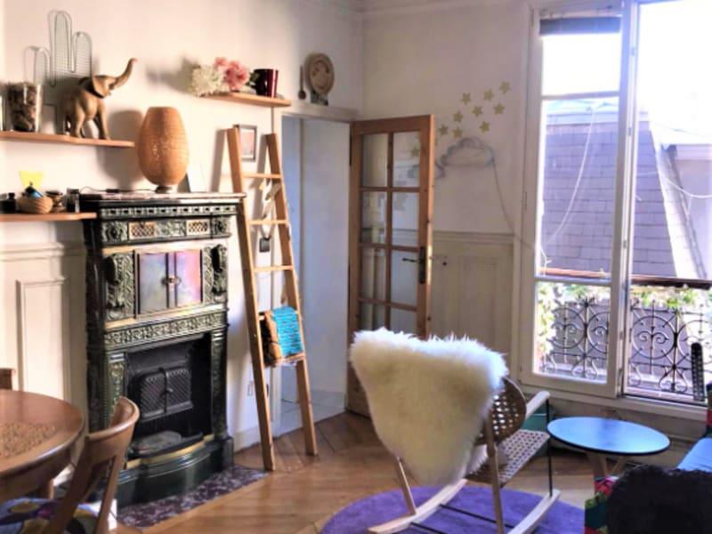 Vente appartement Paris 12ème 630000€ - Photo 1