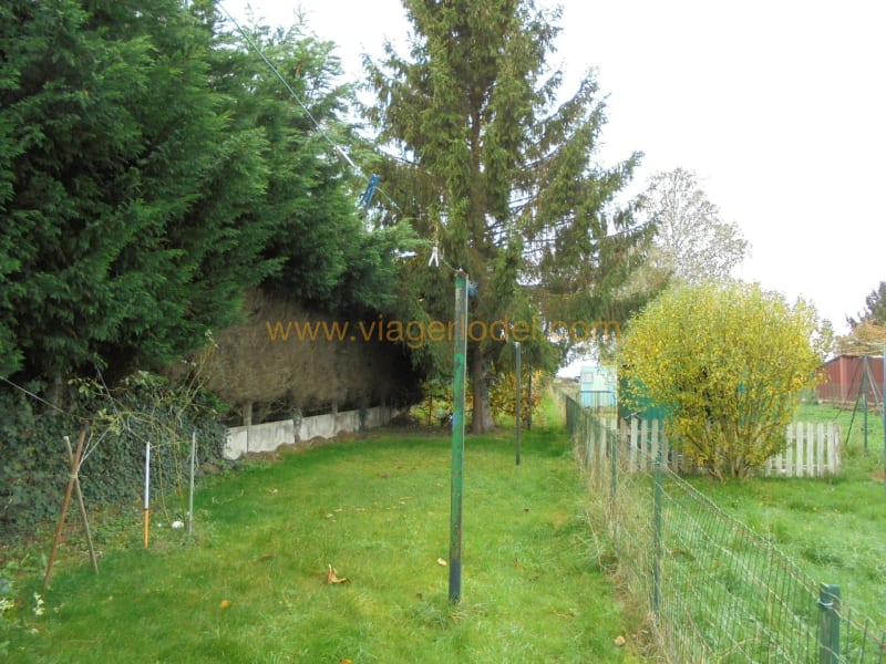 Life annuity apartment Denain 49 500€ - Picture 1