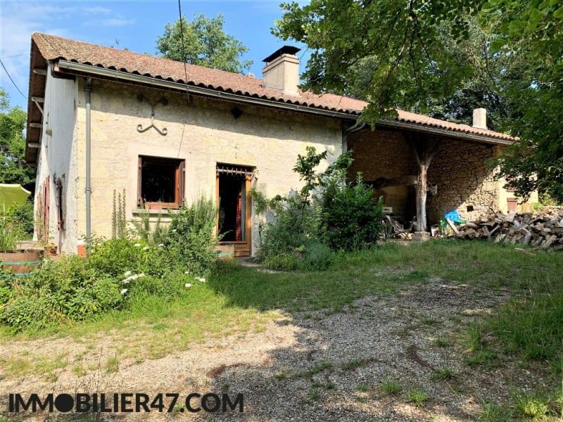 Maison en pierre de 160 m², 4 chambres, sur environ 6000 m² de t