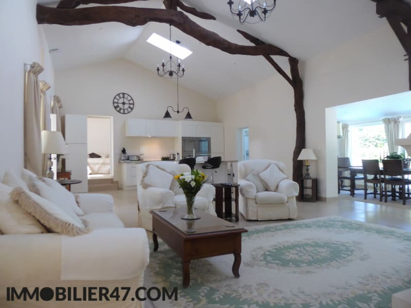 Sale house / villa Prayssas 285000€ - Picture 4