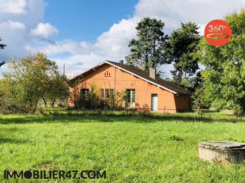 Villa Ste Livrade Sur Lot 4 pièce(s) 68.5 m2