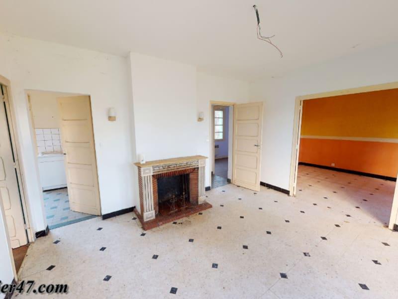 Verkoop  huis Ste livrade sur lot 69900€ - Foto 2
