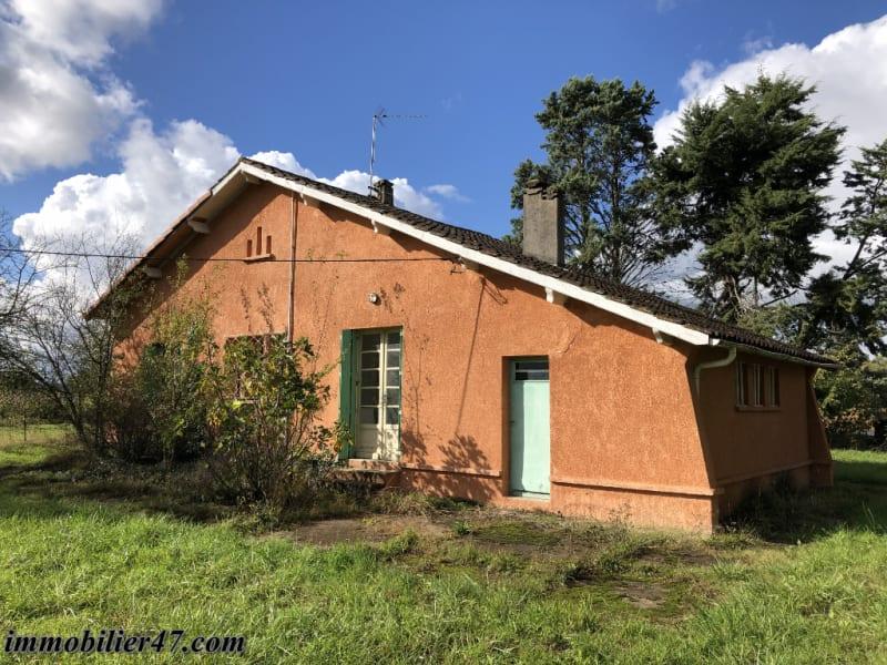 Verkoop  huis Ste livrade sur lot 69900€ - Foto 5