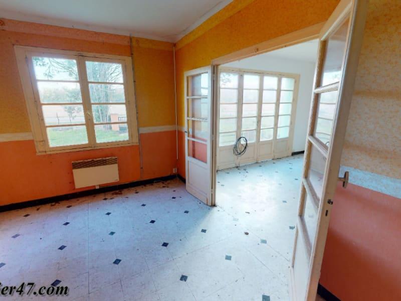 Verkoop  huis Ste livrade sur lot 69900€ - Foto 7
