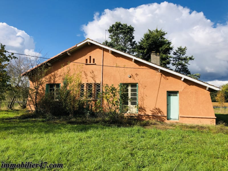 Verkoop  huis Ste livrade sur lot 69900€ - Foto 10