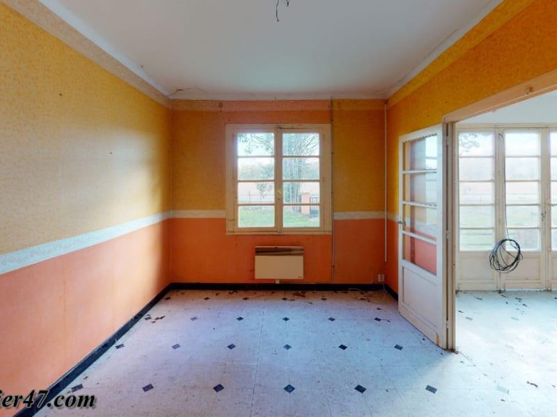 Verkoop  huis Ste livrade sur lot 69900€ - Foto 11
