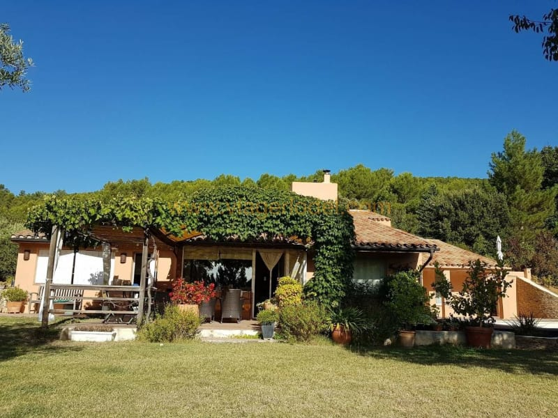 Life annuity house / villa Le tholonet 215000€ - Picture 2