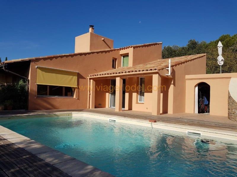Life annuity house / villa Le tholonet 215000€ - Picture 1