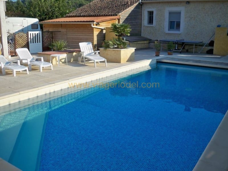 Life annuity apartment Cavaillon 145 000€ - Picture 1