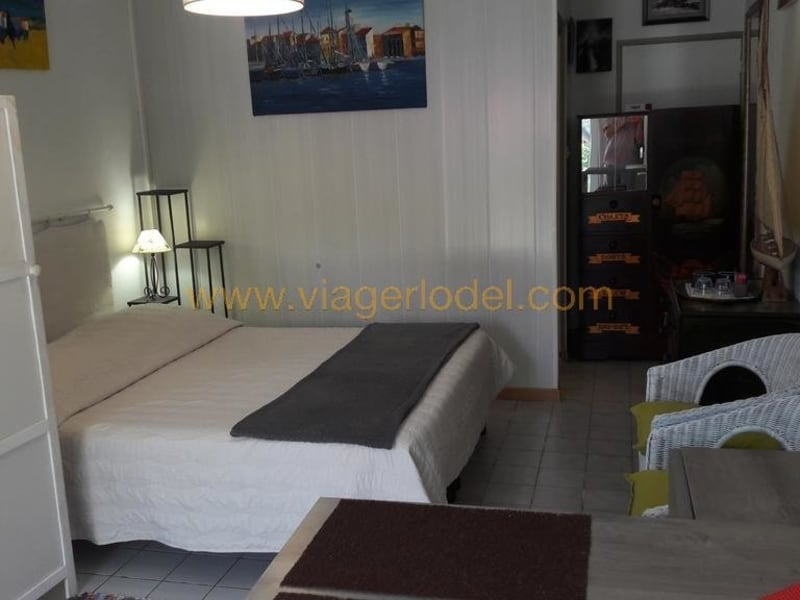 Life annuity apartment Cavaillon 145 000€ - Picture 8