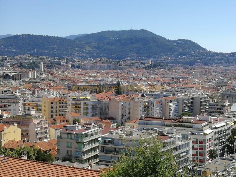 Verkauf auf rentenbasis wohnung Nice 216000€ - Fotografie 2