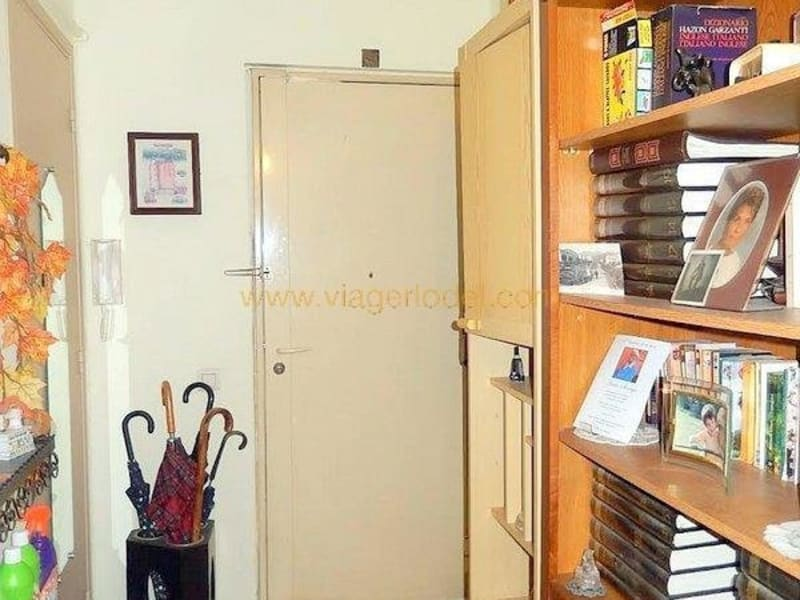 Life annuity apartment Menton 75000€ - Picture 4