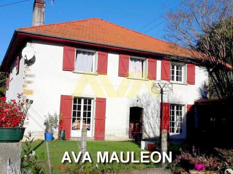 Sale house / villa Mauléon-licharre 185000€ - Picture 1