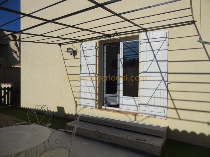 Verkauf auf rentenbasis haus Agde 89900€ - Fotografie 4