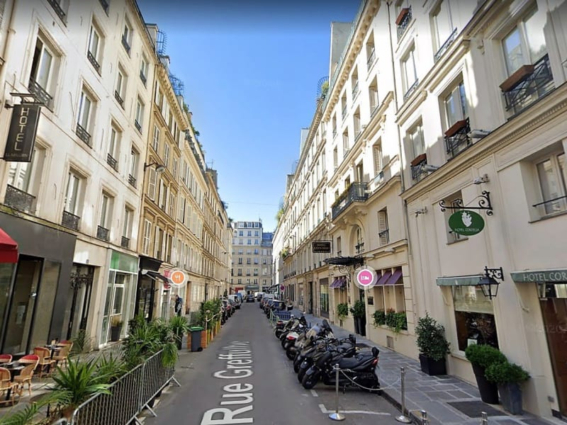 Vente boutique Paris 8ème 1 340 000€ - Photo 1